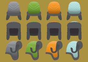 Fur Hat Vectors