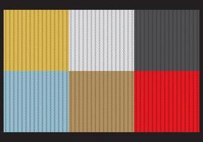 Vectores de Textura de Cable