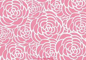Pink Roses Wall Tapestry