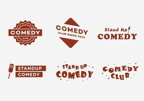 COMEDY CLUB GRATIS VECTOR