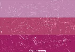 Pintura agrietada en púrpura