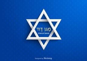 Gratis Star Of David Vector