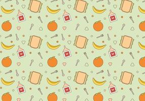 Free School Lunch Vector Pattern # 2