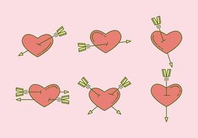 Free Heart Vector Icons # 6