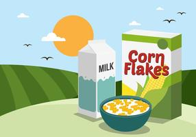 Vector Corn Flakes