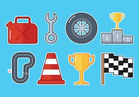 Pit Stop Icons