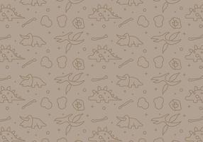 Free Dinosaur Pattern # 10