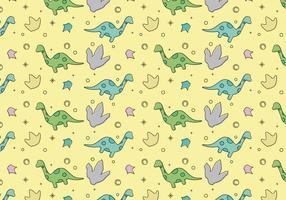 Free Dinosaur Pattern #4
