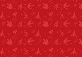 Free Dinosaur Pattern # 7