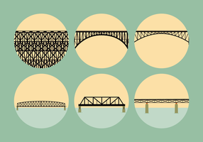 Railroad-train-vector-set