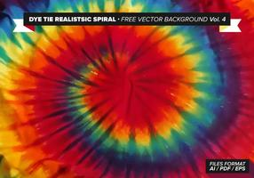 Dye Tie Spiral Free Vector Background Vol. 4