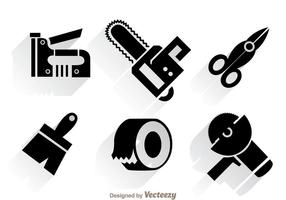 Work Construction Tool Vectors