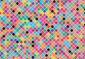 Free Colorful Squared Background Vector