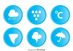 Wetter Circle Icons