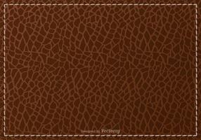 Vector Crocodile Leather Background