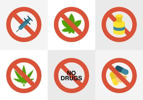 Inga droger