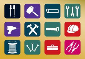 Tools Icon Vectors
