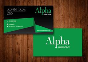 business card - Business Card Template Free Download
