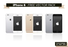 Iphone 6 Gratis Vector Pack