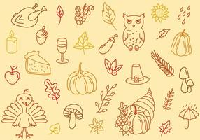 Free Thanksgiving Background