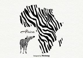 Africa Vector Background