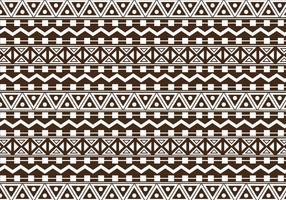 Free Geometric Aztec Vector
