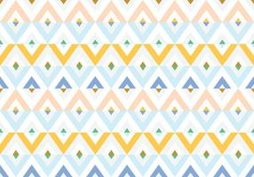 Geometric Diamond Pattern Vector