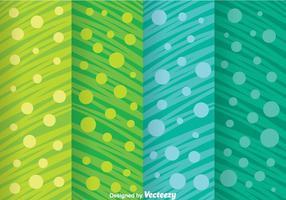 Modèle de point vert