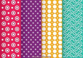 Circle Line Dot Pattern