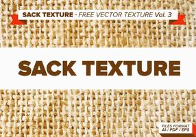 Sack Texture Vector Pack Vol. 3