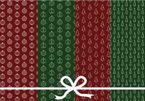 Natale gratis modello vettoriale
