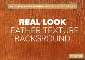 Vetor Crocodile Leather Free Vector Texture Vol.3