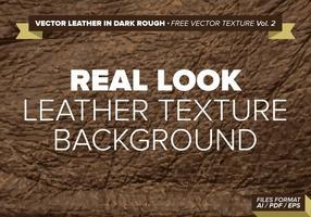 Vektor Leder in Weiß Free Vector Texture Vol. 2