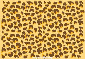 Natural Color Leopard Pattern