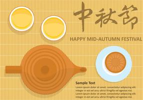 Mid-Autumn Festival vector