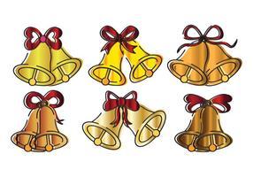 Vector de las campanas de boda