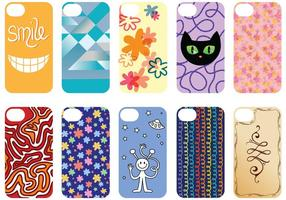 Free Phone Case 2 Vektoren