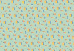 Christmas pattern background