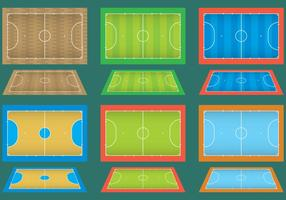 Tribunais de Futsal