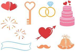 Gratis Bröllopsvektorer