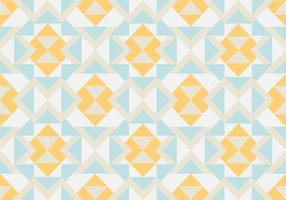 Abstract pastel geometric pattern background