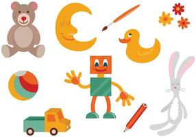 Free Kids Room Vectors