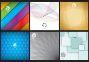 Abstract Logo Backgrounds
