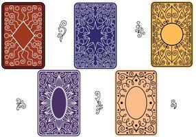 Vetores de cartas de jogo grátis