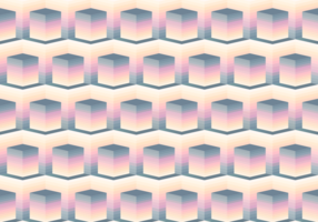 Seamless Pattern brillo cubo