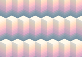 Seamless Pattern Pastel Block 1