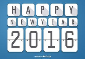 Feliz ano de 2016