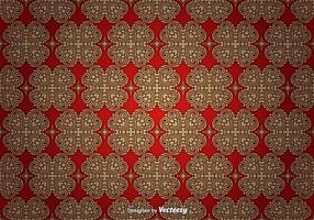 Thai sameless pattern