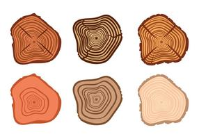 Tree Ring Vectors
