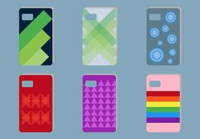 Free Phone Cases Vectores